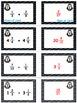 Winter Math Skills & Learning Center (Multiply & Divide Fr