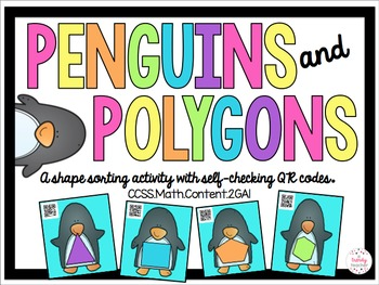 Penguin Polygon Sort