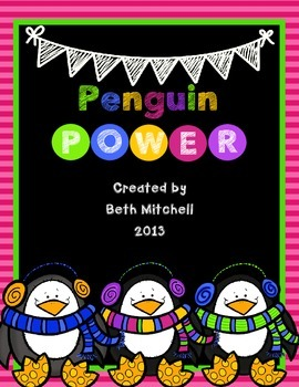 Penguin Power-Poems and More!