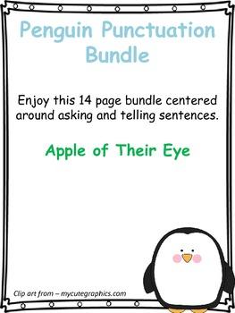 Penguin Punctuation!