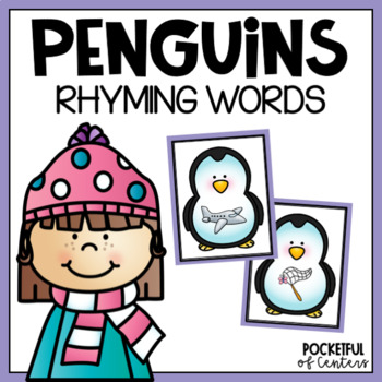 Penguins Rhyming Game