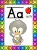 Penguin Themed Alphabet Posters