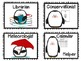 Penguin Themed Class Jobs for Primary *40 jobs PLUS writte