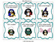 Penguin Wh-Questions 3 Levels: Speech Therapy Activity