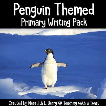 Penguin Writing Pack