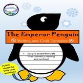 Penguin Writing Craft Template