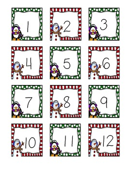 Penguin and Snowman Winter Numbers for Linking with Links