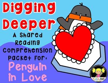 Shared Reading {Penguin in Love}