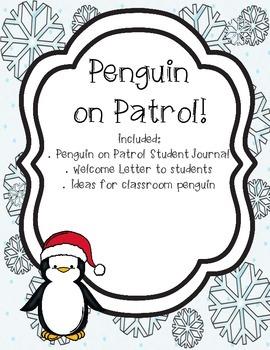 Penguin on Patrol