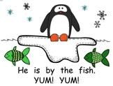 Penguin sight word reader