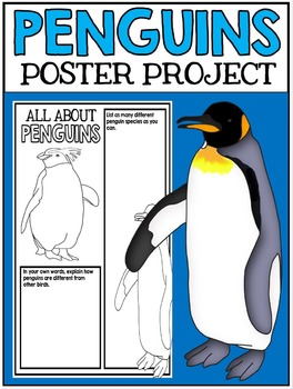 Penguin Unit -  Research Poster Project