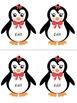 Penguins - Activities - Writing - Valentine's Day - Editab