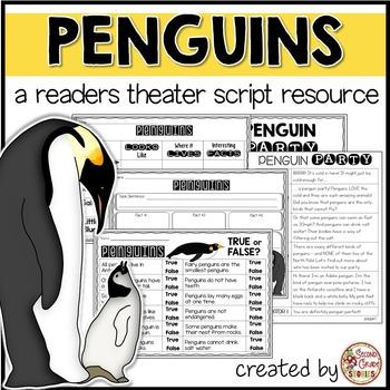 Penguins Nonfiction Readers Theater