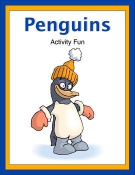 Penguins Activity Fun
