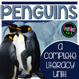 Penguins - Non-Fiction Unit (reading and writing)