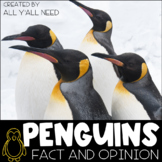 Penguins: Fact and Opinion