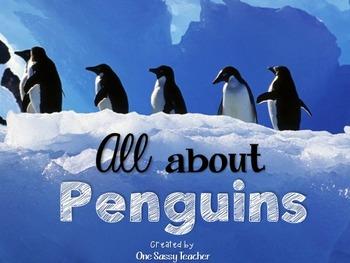 Penguins Literacy Unit