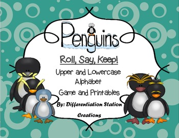"Penguins: ""Roll, Say, Keep!"""