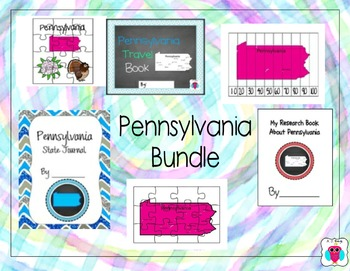 Pennsylvana Bundle- 6 Resources