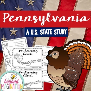 Pennsylvania | State Study | 56 Pages for Differentiated L
