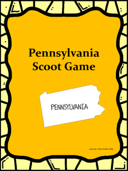 Pennsylvania Scoot Game