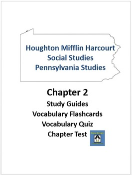 Pennsylvania Social Studies - Chapter 2