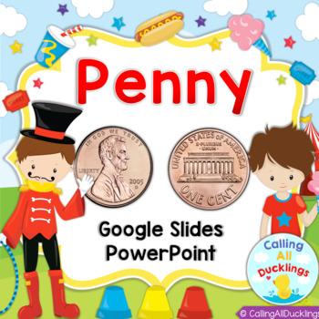 Penny Lesson Smartboard