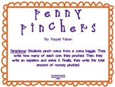 """Penny Pinchers"" Money Activity"