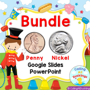 Penny and Nickel Smartboard Bundle