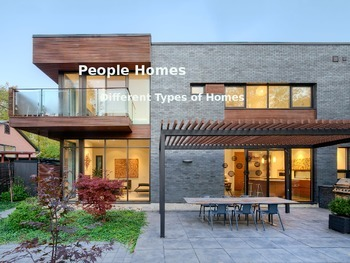 People Homes Power Point
