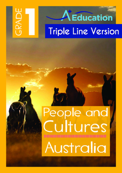 People and Cultures - Australia(I) - Grade 1 (with 'Triple