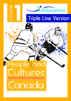 People and Cultures - Canada (II) - Grade 1 (with 'Triple-