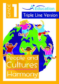 People and Cultures - Harmony (II) - Grade 1 (with 'Triple