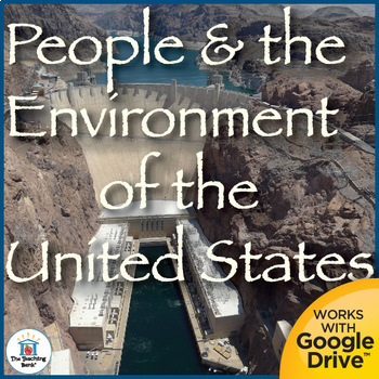 People and the Environment of the United States Interactiv
