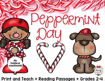 Peppermint Day Reading Passages