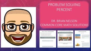 Percent Problem Solving with Tasks