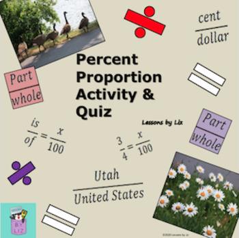 Percent Proportion