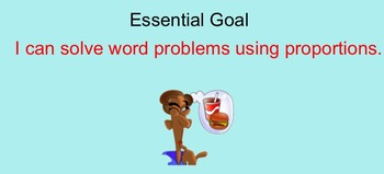 Percent & Proportions (Word Problems)