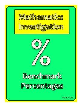 Percentages Investigation