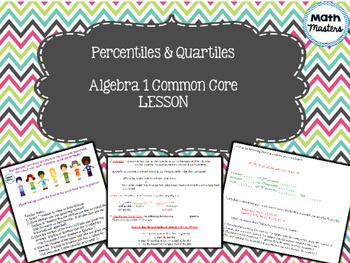 Percentiles & Quartiles