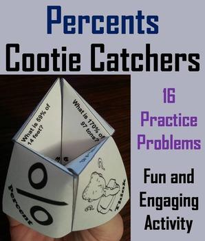 Percents Practice/ Percents Activity/ Percent of a Number