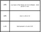 Percents Scavenger Hunt/Matching Activity 6.RP.3c