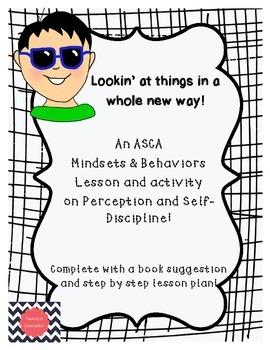 Perception & Self-Discipline - ASCA M&B aligned lesson & a