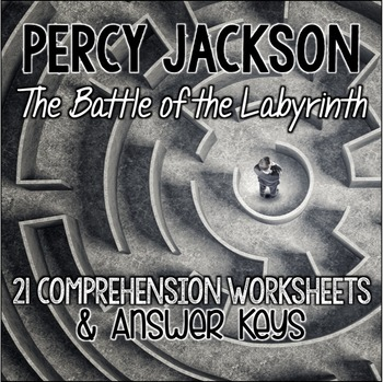 Percy Jackson--The Battle of the Labyrinth