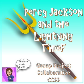 Percy Jackson: The Lightning Thief -Group Project : Collab