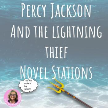 Percy Jackson: The Lightning Thief -Learning Stations