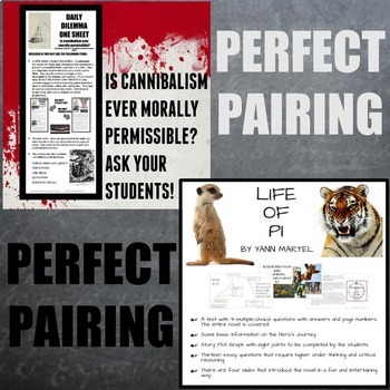 Perfect Pairing #3: LIFE OF PI and DAILY DILEMMA #1