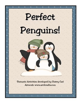 Perfect Penguins Activity Packet