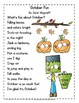 Perfect Poems for Halloween, October and Fall with Languag