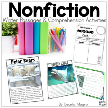 Primary Nonfiction Articles and Close Reading WINTER EDITION